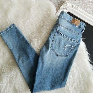 American Eagle | Jegging Skinny Jeans Sz 2
